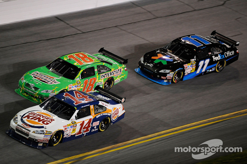 Joe Gibbs Racing Show Cars