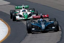 Dario Franchitti, Target Chip Ganassi Racing, Tony Kanaan, Andretti Green Racing