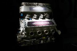Silver arrows: 1994 Mercedes-Benz 500 I IndyCar engine
