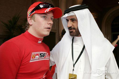 Şampiyonlar anısına, Abu Dhabi, Birleşik Arap Emirlikleri