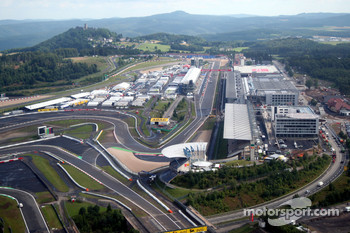 The Nurburgring - A technical circuit from a drivers' point of view
