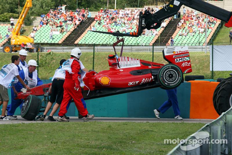 2009: Grand Prix von Ungarn