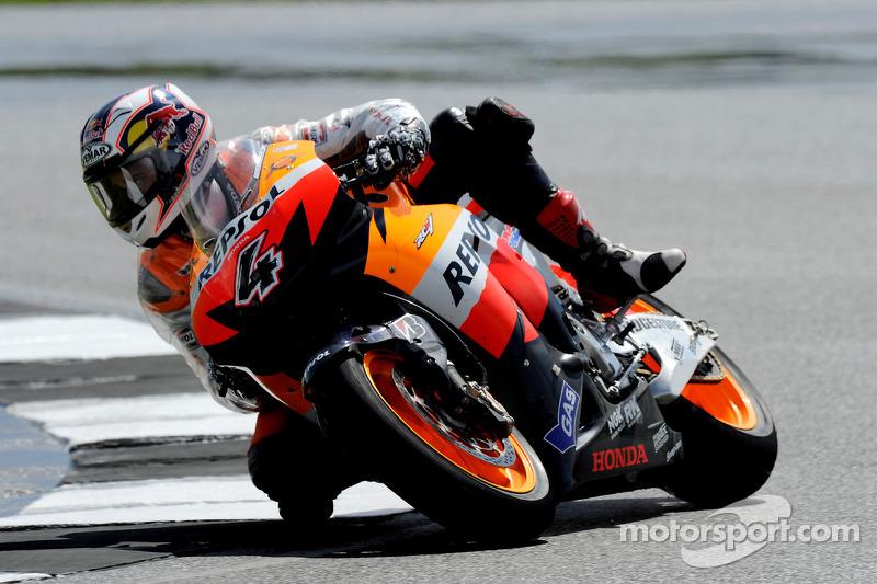 2009 - Donington: Andrea Dovizioso, Honda RC212V