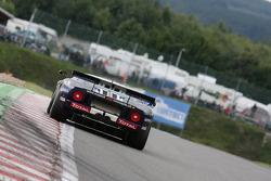 #121 Matech GT Racing Ford GT: Thomas Mutsch, Maxime Martin, Peter Wyss, Marc Hennerici