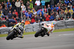 Alex De Angelis, San Carlo Honda Gresini, Colin Edwards, Monster Yamaha Tech 3
