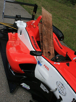 Victor Garcia's car
