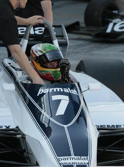 Joaquin Folch, Brabham BT49
