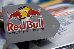 Red Bull Racing Team Toyota rear wing detail