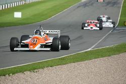 Steve Hartley, Arrows A4
