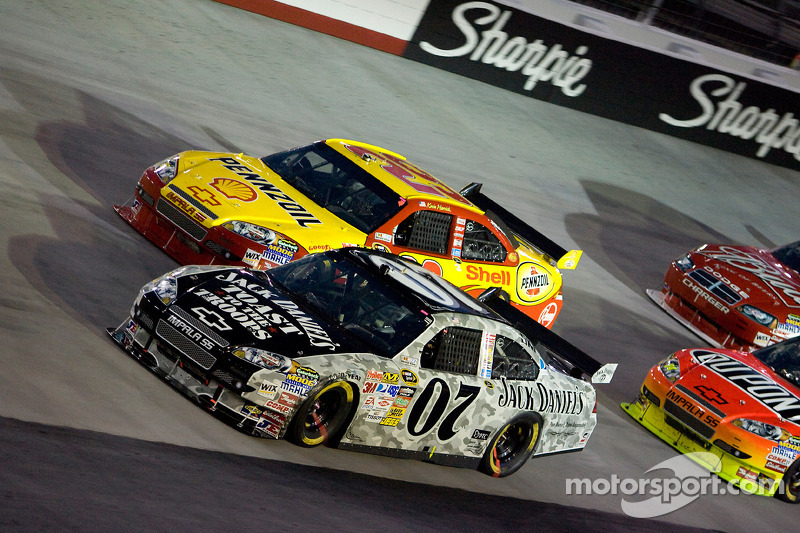 Casey Mears, Richard Childress Racing Chevrolet, Kevin Harvick, Richard Childress Racing Chevrolet