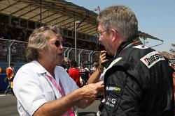 Eric Clapton Singer, Ross Brawn, Brawn GP, Takım Patronu