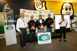 Michelin Green X Challenge award ceremony