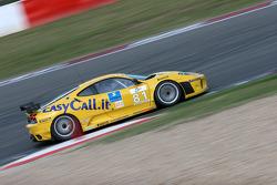 #81 Easyrace Ferrari F430 GT: Maurice Basso, Roberto Plati, Gianpaolo Tenchini