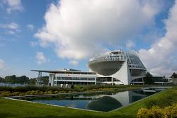 The Montréal Casino on Notre-Dame island