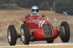 Mark Gilles, 1939 Maserati 4CL