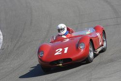 Tom Price, 1957 Maserati 250SI