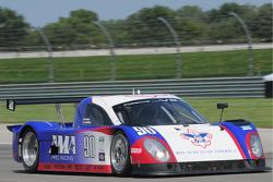 #90 Spirit of Daytona Racing Porsche Coyote: Buddy Rice, Jonathan Klein, Scott Mayer, and Ryan Lewis