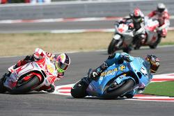 Chris Vermeulen, Rizla Suzuki MotoGP, Aleix Espargaró, Pramac Racing