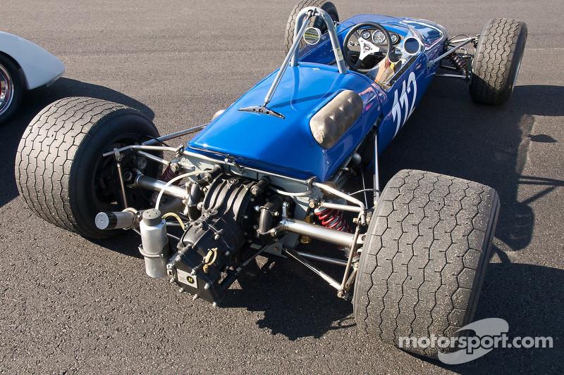 Brabham BT23