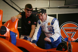 Greg Mansell and Nigel Mansell