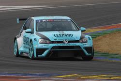 Stefano Comini, Volkswagen Golf Gti TCR
