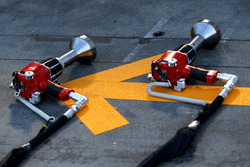 Scuderia Ferrari, pitlane sfeerbeeld