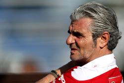 Maurizio Arrivabene, Ferrari Director del equipo