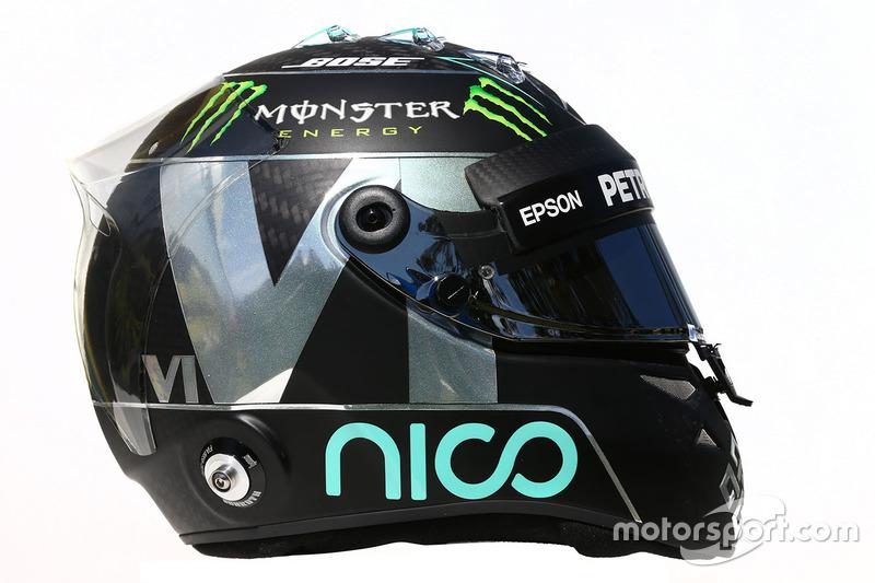№6. Нико Росберг