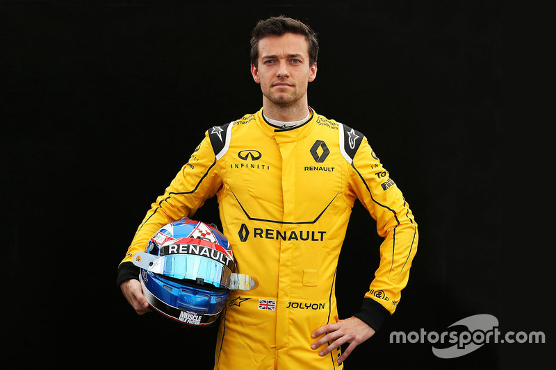 Джолион Палмер, Renault Sport F1 Team  (2016)