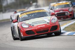 #17 RS1 Porsche Cayman: Нік Галанте, Спенсер Пампеллі