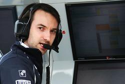 Craig Gardiner, Sauber F1 Team Ingeniero de carrera