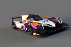 SO 24! by Lombard Racing - ліврея
