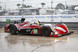#38 Performance Tech Motorsports, ORECA FLM09: James French, Josh Norman, Kyle Marcelli