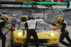 Boxenstopp #4 Corvette Racing, Chevrolet Corvette C7.R: Oliver Gavin, Tommy Milner, Marcel Fässler