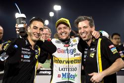 Race winner Thomas Lüthi, Garage Plus Interwetten, Kalex