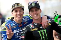 Aleix Espargaró, Team Suzuki Ecstar MotoGP y Pol Espargaró, Monster Yamaha Tech 3, Yamaha