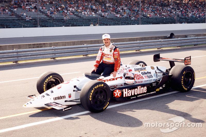 1993: Wechsel in die IndyCar-Serie