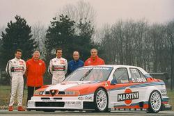Alfa Corse team presentation