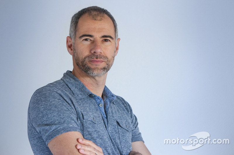 Daniel Simon, Roborace Chief Design Officer