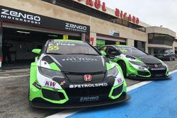Honda Civic WTCC, Zengő Motorsport