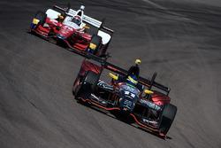 Sébastien Bourdais, KV Racing Technology Chevrolet und Carlos Munoz, Andretti Autosport Honda