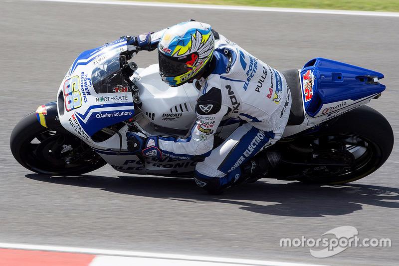 18. Yonny Hernandez, Aspar Racing Team