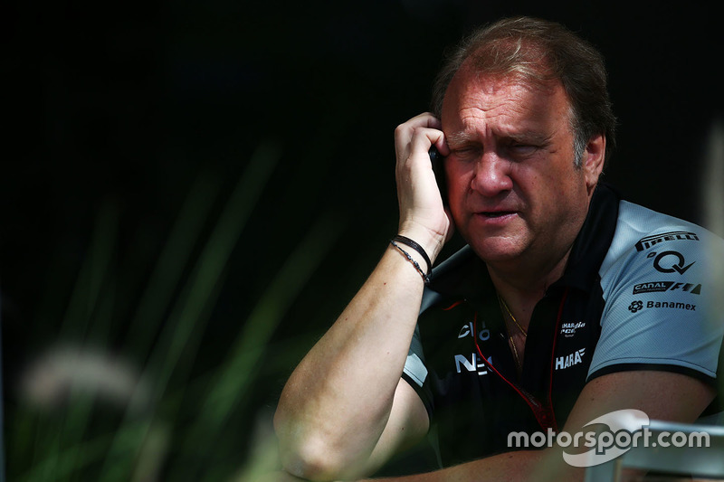 Robert Fernley, Sahara Force India F1 Team Subdirector del equipo