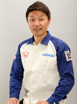 Katsutomo Kaneishi, Team Director of Keihin Real Racing