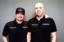 Team Zakspeed announcement with Alex Tagliani