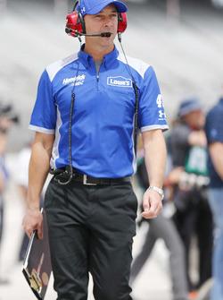 Chad Knaus, capo squadra di Jimmie Johnson