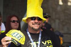 Un fan de MotoGP