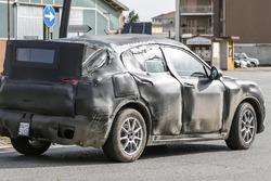 Spyshots van de Alfa Romeo Stelvio