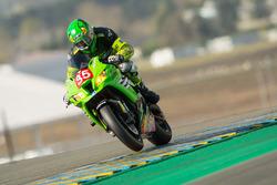 #35 Kawasaki: John-Ross Billega, David Le Bail, Aymeric Castella Pressburger, Maxime Diard