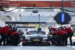 Audi Sport Team Testwagen